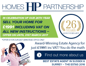 Get brand editions for Homes Partnership, East Grinstead