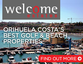 Get brand editions for Welcome Estates, Loira TRES, Costa Blanca