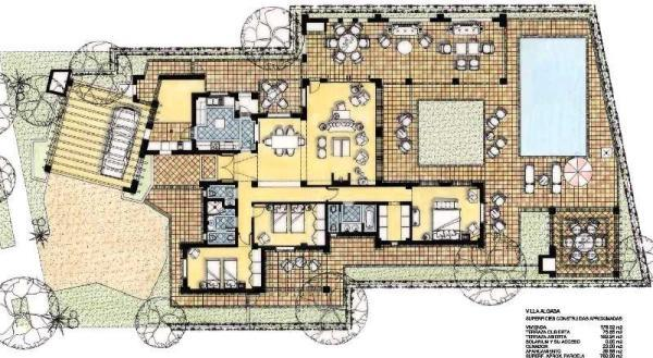 Algaba floor plan