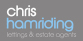 Chris Hamriding Lettings & Estates, Congleton logo