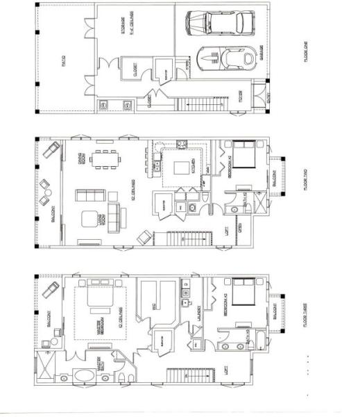 Key Largo Floorplan