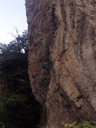 Local Climbing