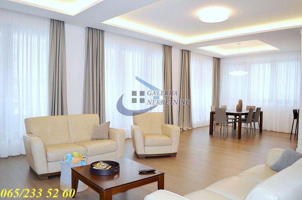 new Apartment in Belgrade