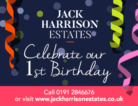 Get brand editions for Jack Harrison Estates, Newcastle Upon Tyne
