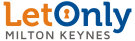 Let Only MK, Milton Keynes  branch logo