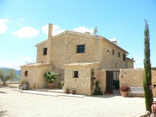 Detached house for sale in Ricote, Ricote Valley...