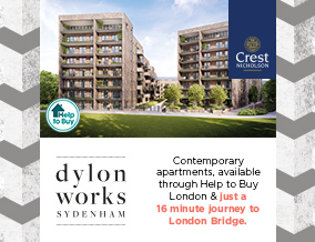 Get brand editions for Crest Nicholson, Dylon Works