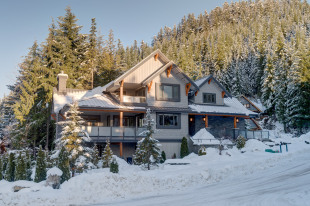 5 bed new development in British Columbia...