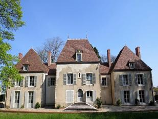 Castle in Vallon-en-Sully, Allier for sale