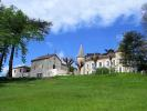 Castle in Agen, Lot-et-Garonne...