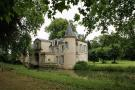Castle in Chantilly, Oise, Picardy
