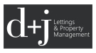 D + J Lettings, Hitchin branch logo