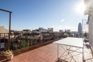 4 bed Penthouse for sale in Barcelona, Barcelona...