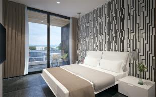 Quintana Roo Block of Apartments