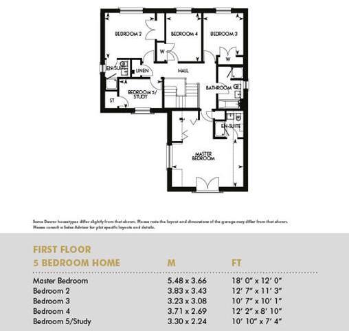 The Dewar, First Floor