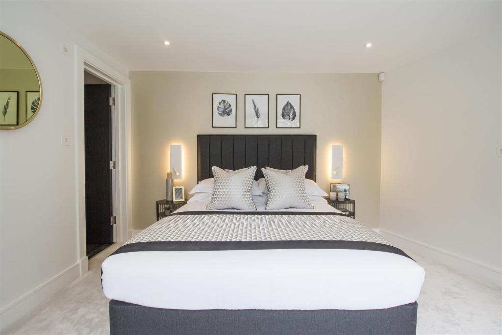 Amirez Developments,Master Bedroom