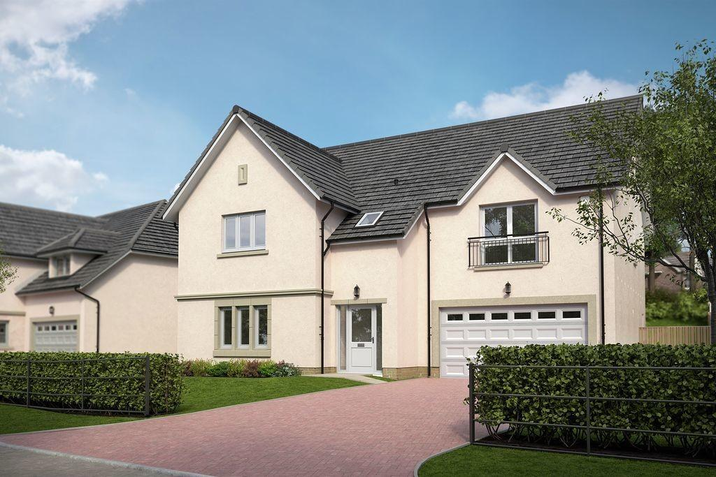 5 bedroom detached house for sale in friars way linlithgow eh49 eh49