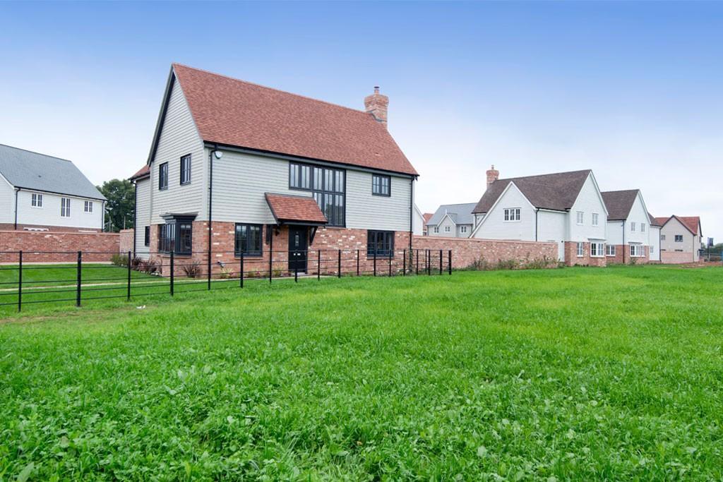 Millwood Designer Homes,Front Elevation