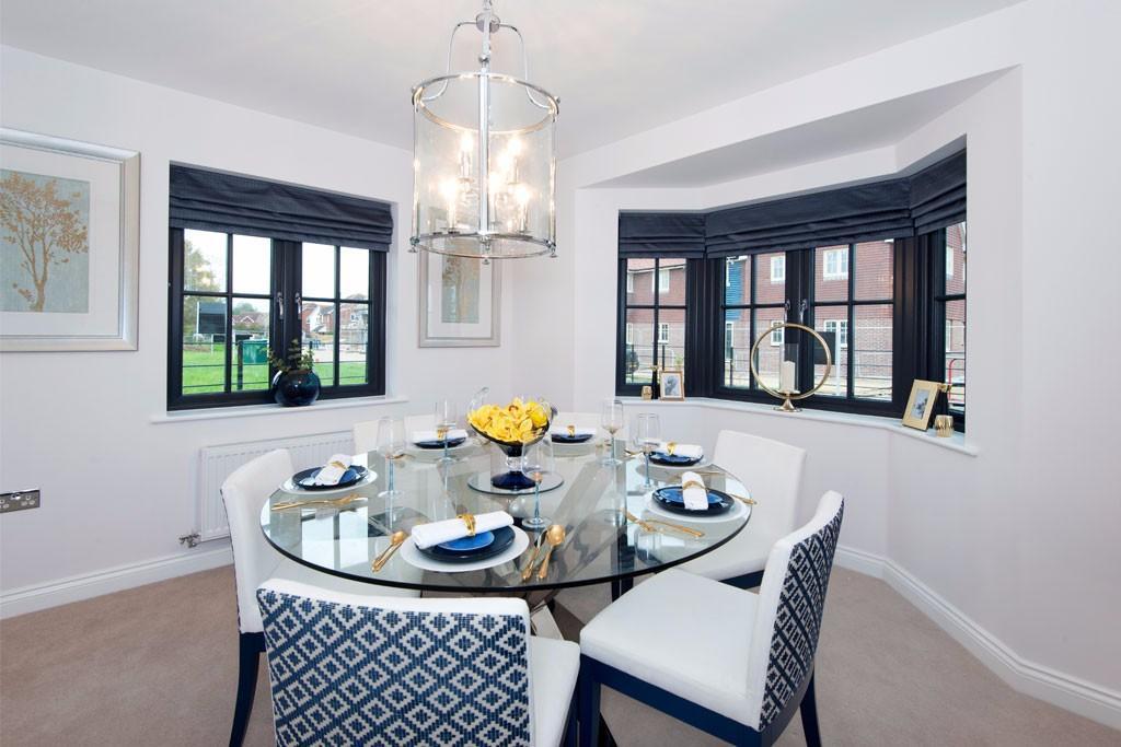 Millwood Designer Homes,Dining room