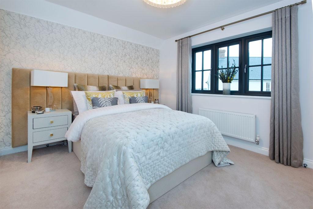 Millwood Designer Homes,Master Bedroom