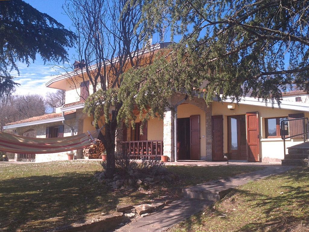 4 bedroom Detached home in Bedogno, Villa Minozzo...