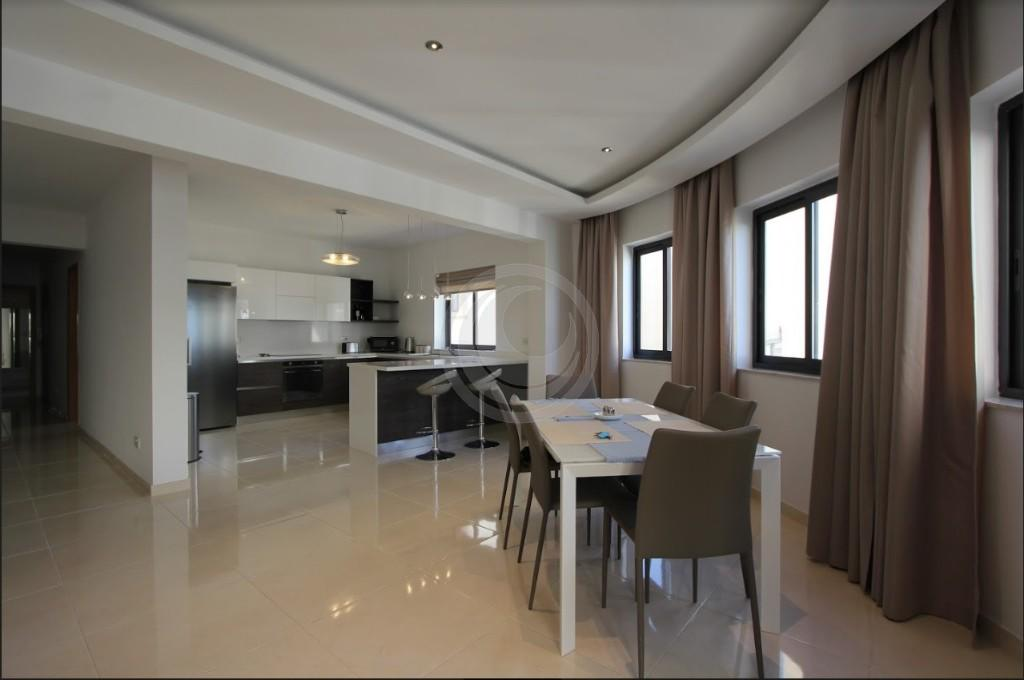 3 bed Apartment in Sliema