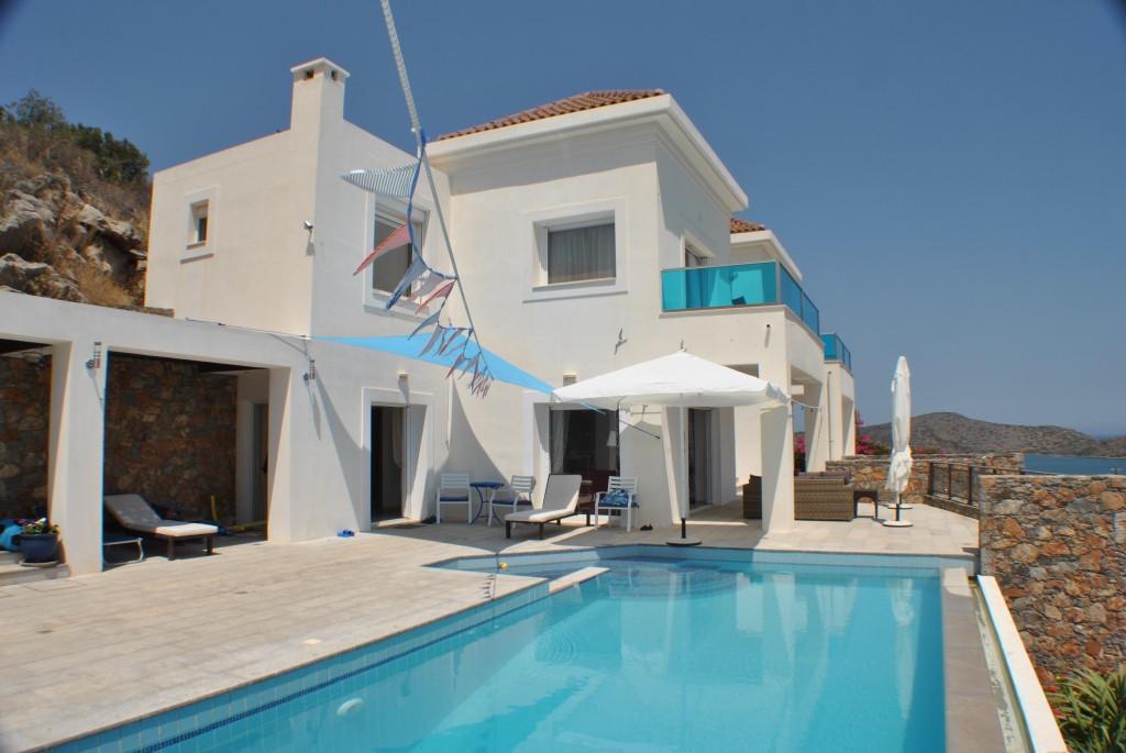 Detached Villa for sale in Elounda, Lasithi, Crete