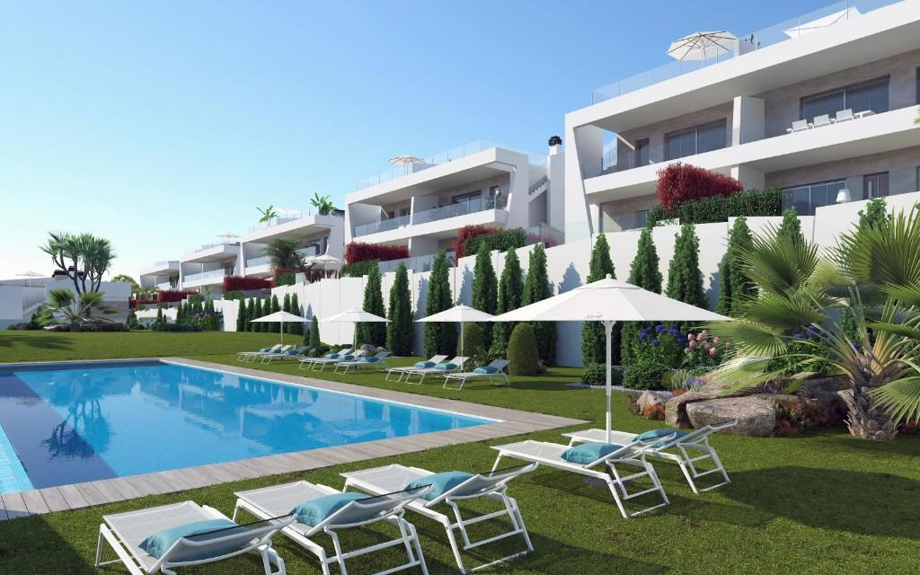 2 bedroom new development in Finestrat, Alicante...