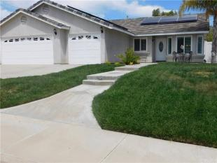 3 bed home in California...