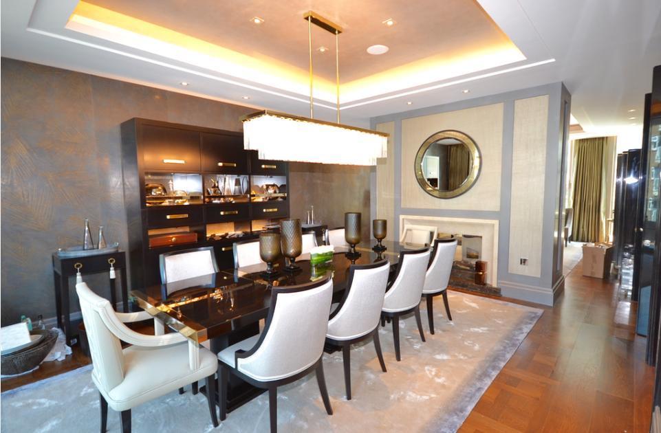 Goddard Littlefair,Dining room