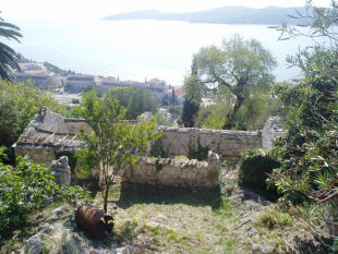 Ruins in Orasac, Dubrovnik-Neretva for sale