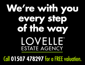Get brand editions for Lovelle Estate Agency, Mablethorpe