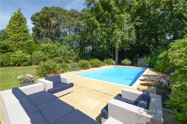 7 Bedroom Detached House For Sale In Godolphin Road Weybridge Surrey Kt13 Kt13