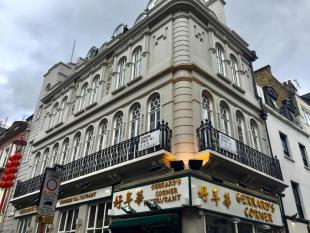 property to rent in Gerrard Street, London, W1D