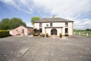 Detached property for sale in Lisgannon, Tullyco...