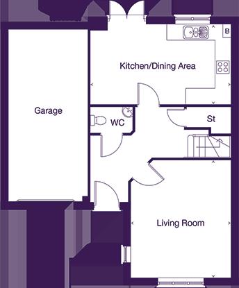 Littlecote ground floor plan