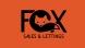 Fox Sales & Lettings, Bishops Stortford