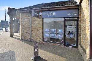 Pure Estate Agents, Hedge Endbranch details