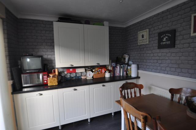 Modern Fitted Dining Kitchen