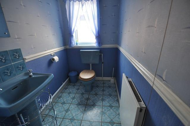 First Floor Cloakroom/wc