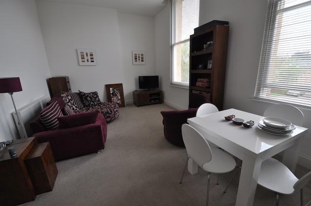Spacious Lounge/Dining Area
