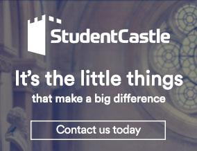 Get brand editions for Student Castle, Edinburgh