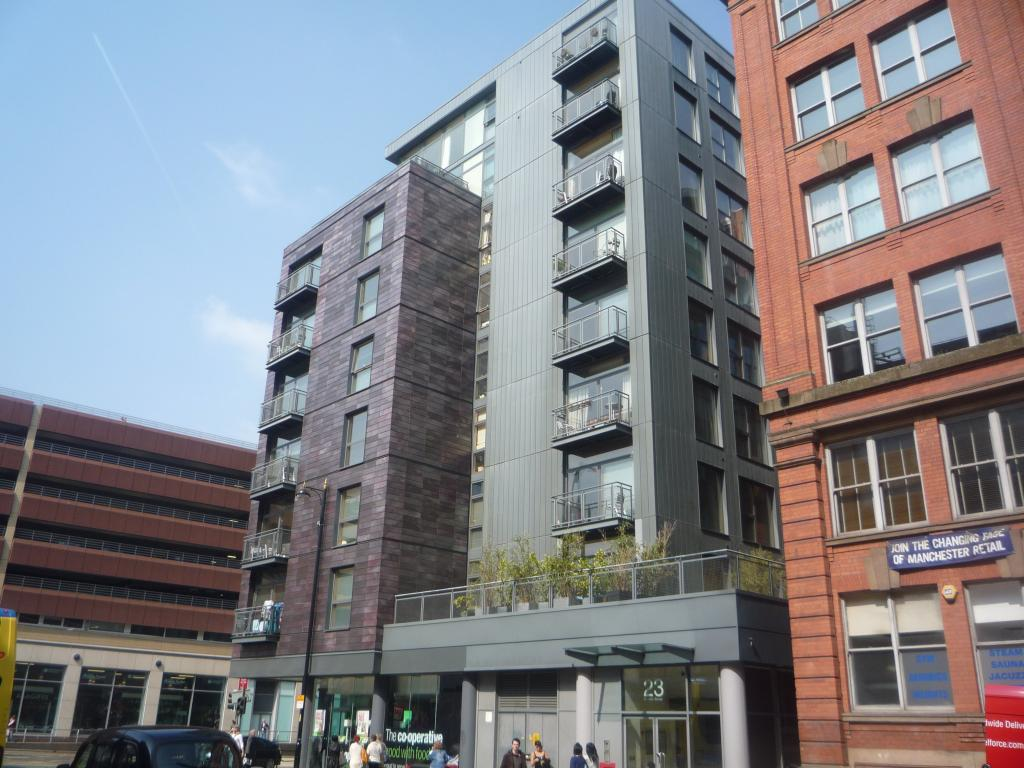 1 bedroom flat to rent in Apartment 35, 23 Church Street ...