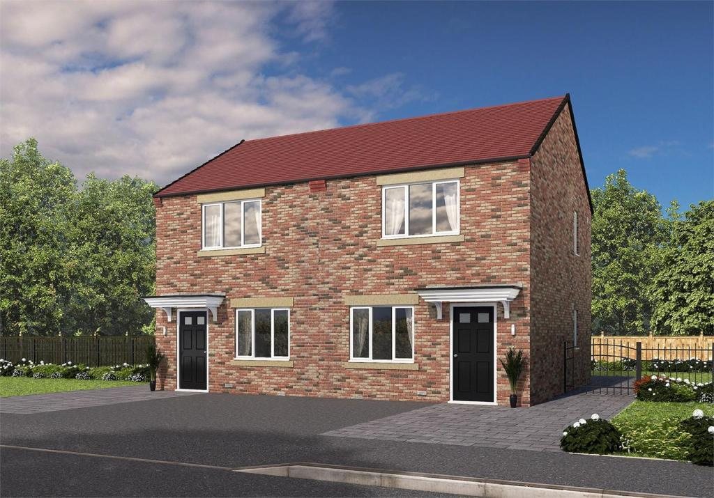 2 Bedroom Terraced House For Sale In Incentives Available Eden Field Woodham Way Newton