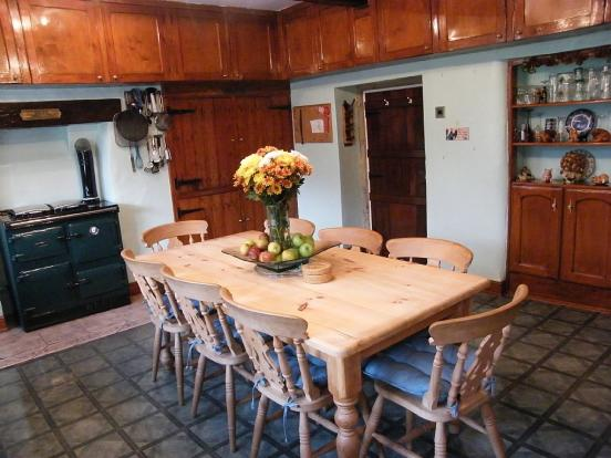 Kitchen/Bfast Room