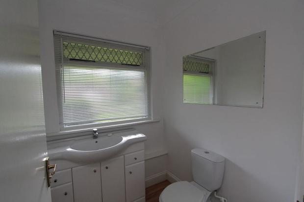 Lodge Toilet