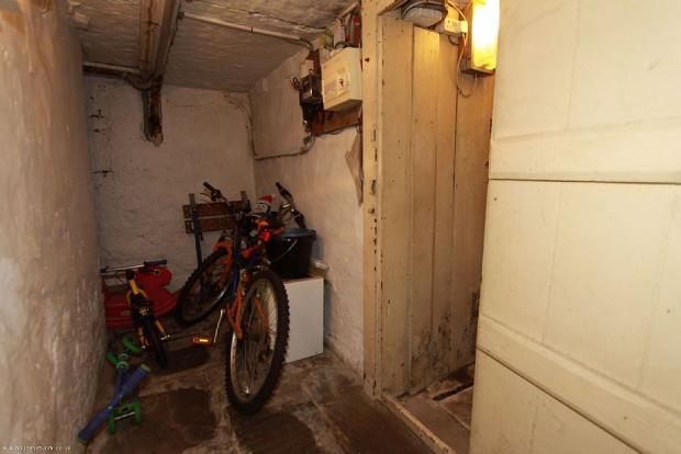 Cellar Storage Area