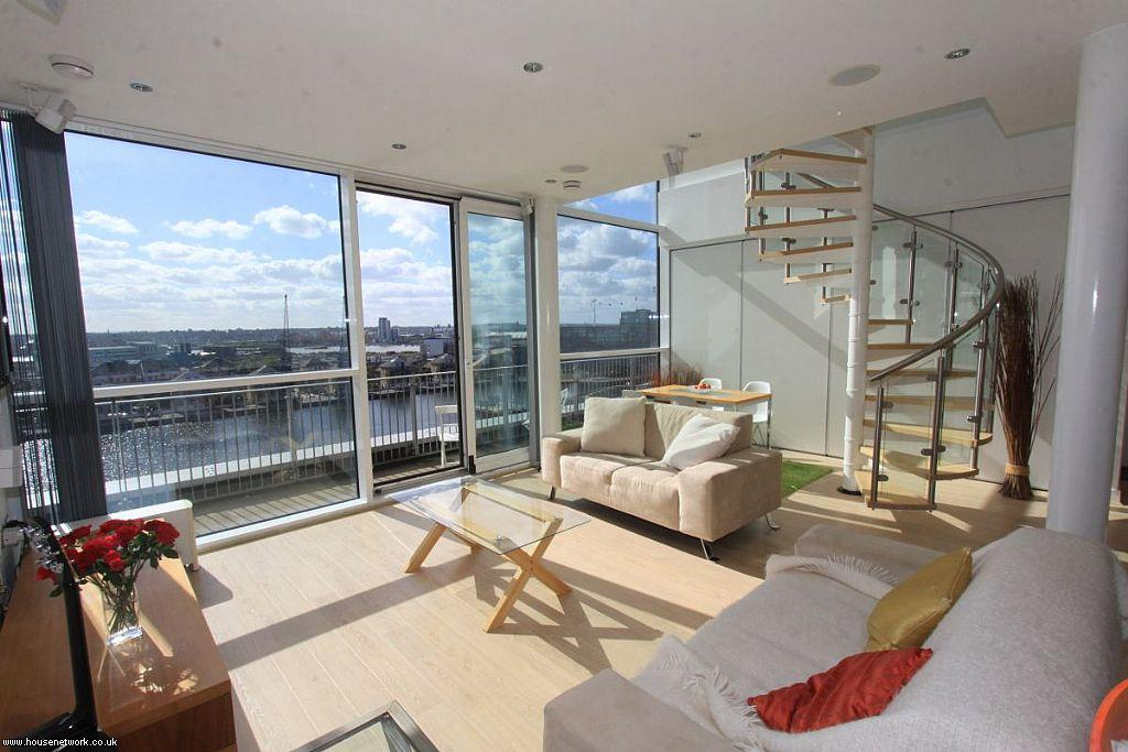 3 Bedroom Apartment To Rent In Aegean Apartments 19 Western Gateway London London E16 1ar E16
