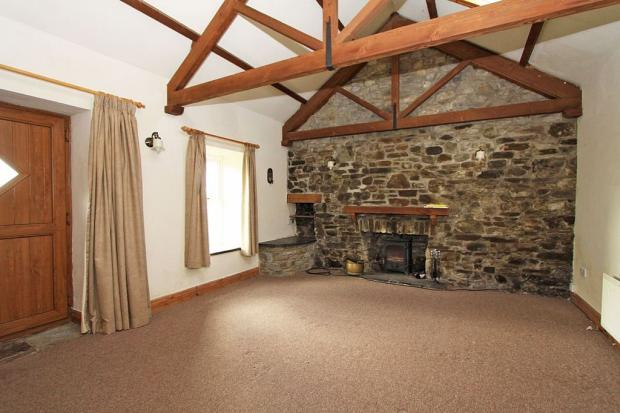 Cottage - Living Room