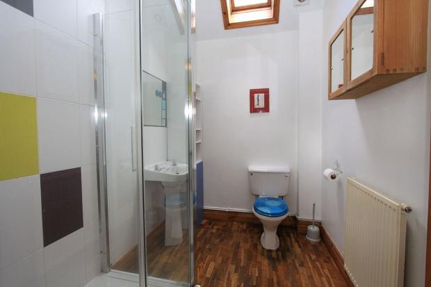 Cottage - Shower Room